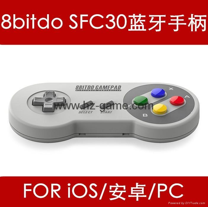 八位堂 零8Bitdo ZERO8BITDO ZERO,NES30,NES小手柄 藍牙無線遊戲手柄 零ZERO便攜小手柄 13