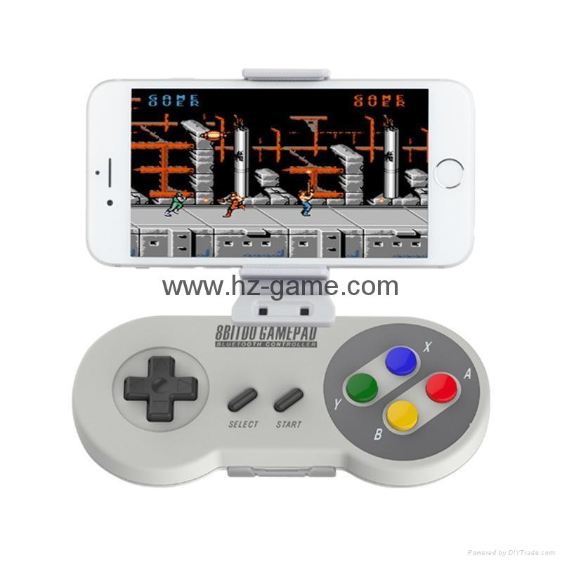 8Bitdo Zero Mini Wireless Bluetooth Game Controller Gamepad Joystick Selfie 6