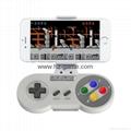 八位堂 零8Bitdo ZERO8BITDO ZERO,NES30,NES小手柄 藍牙無線遊戲手柄 零ZERO便攜小手柄 6