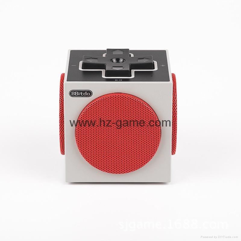 八位堂 零8Bitdo ZERO8BITDO ZERO,NES30,NES小手柄 藍牙無線遊戲手柄 零ZERO便攜小手柄 5