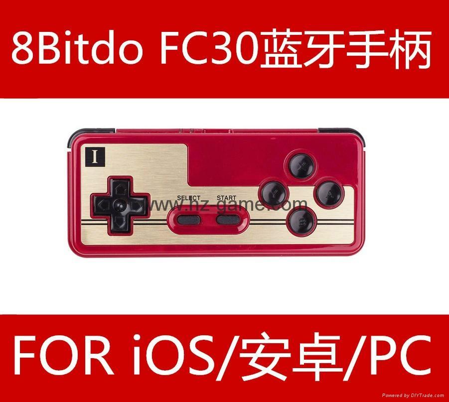 八位堂 零8Bitdo ZERO8BITDO ZERO,NES30,NES小手柄 藍牙無線遊戲手柄 零ZERO便攜小手柄 4
