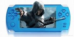 2016供应新款3D街机4.3寸高清触摸屏PSP4000掌上游戏机 MP5/MP4