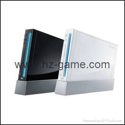 WiiU游戏机 wii游戏机主机 日版美版32G will u感应互动游戏机 3