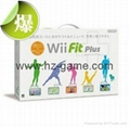 Ninteno Wii U game console, Wii game console, Wii fit plus,wii game player 4