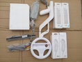 Ninteno Wii U game console, Wii game console, Wii fit plus,wii game player 9
