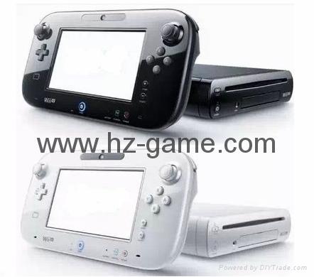 WiiU游戏机 wii游戏机主机 日版美版32G will u感应互动游戏机 11