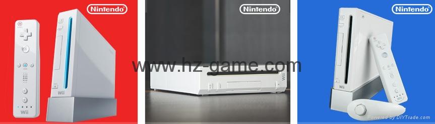 WiiU游戏机 wii游戏机主机 日版美版32G will u感应互动游戏机 13