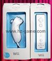 WiiU游戏机 wii游戏机主机 日版美版32G will u感应互动游戏机 15