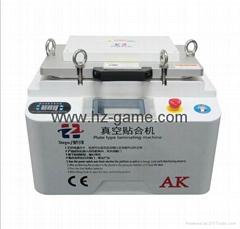 HZ-AK贴合机 真空贴合除泡一体机 压屏机OCA真空贴合机