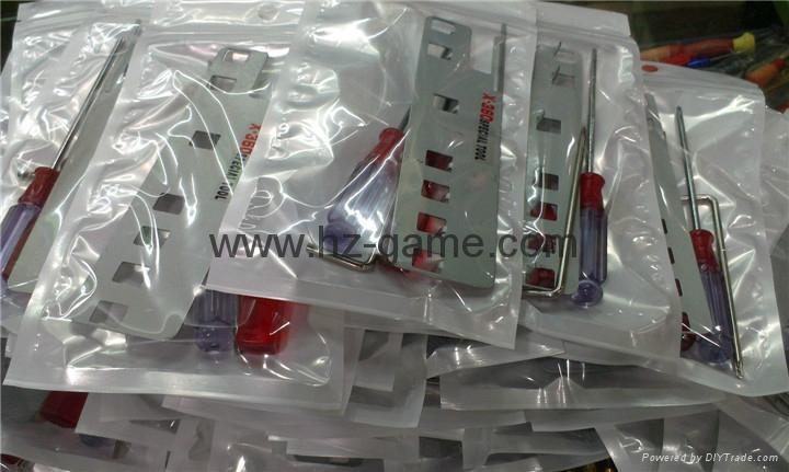 索尼PS4维修配件,手柄摇杆保护帽,3d摇杆,导电胶,按键 6