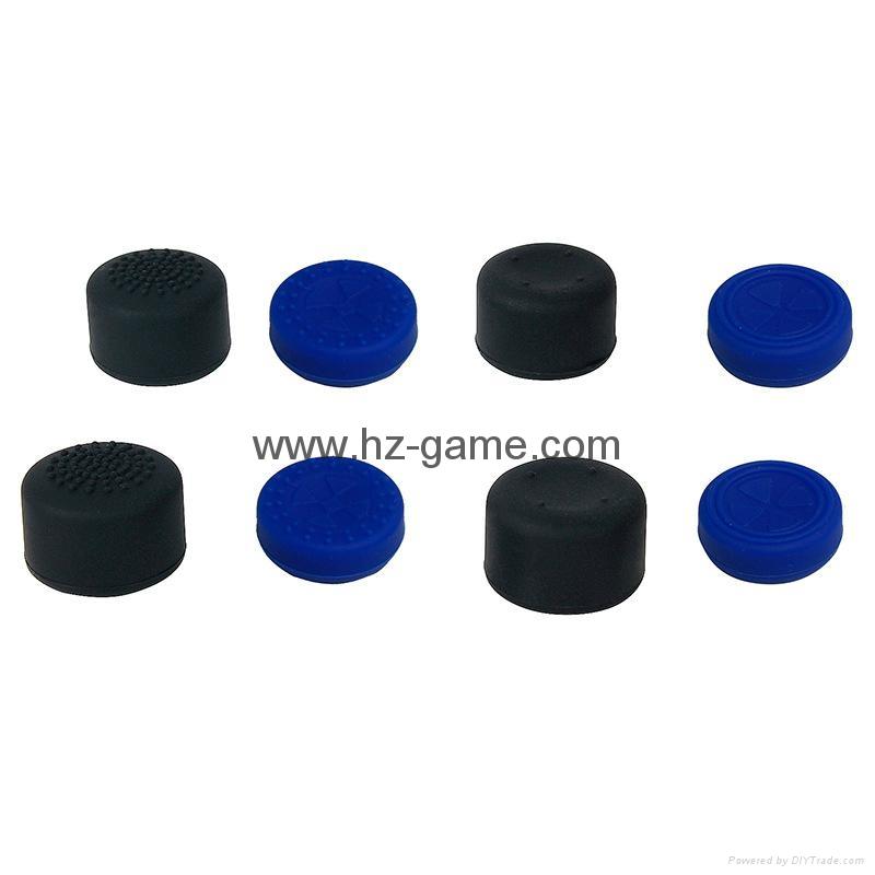 索尼PS4维修配件,手柄摇杆保护帽,3d摇杆,导电胶,按键 9