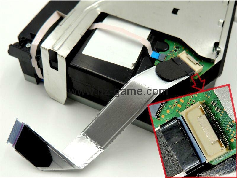 索尼PS4维修配件,手柄摇杆保护帽,3d摇杆,导电胶,按键 11