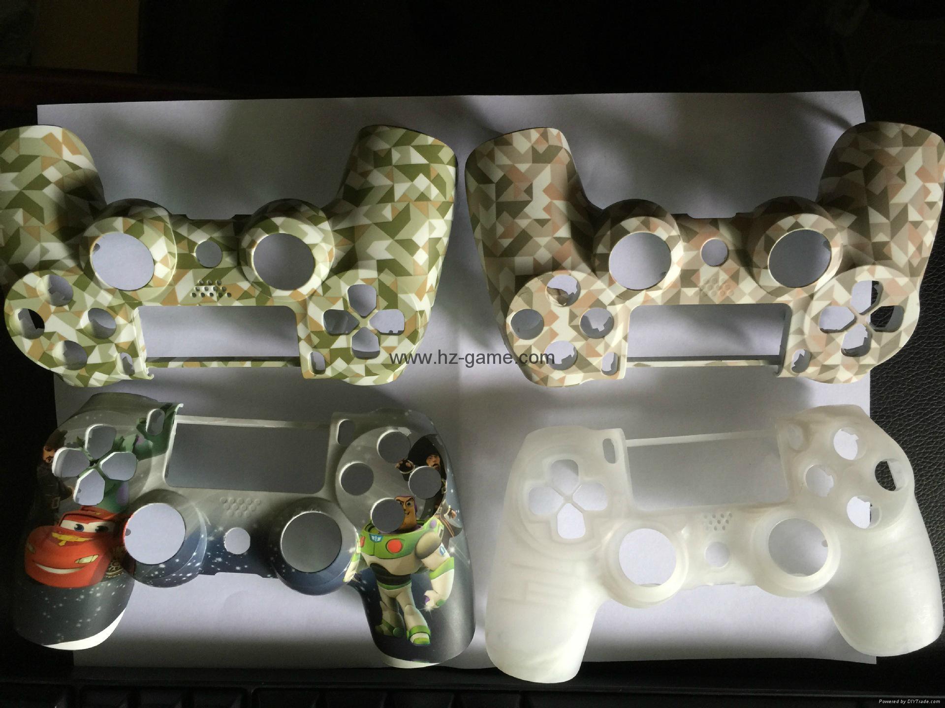 索尼PS4维修配件,手柄摇杆保护帽,3d摇杆,导电胶,按键 15