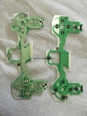 索尼PS4维修配件,手柄摇杆保护帽,3d摇杆,导电胶,按键