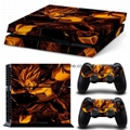 PS4 console Skin Sticker,ps4 Controllers Skins Cover,led light bar sticker 9