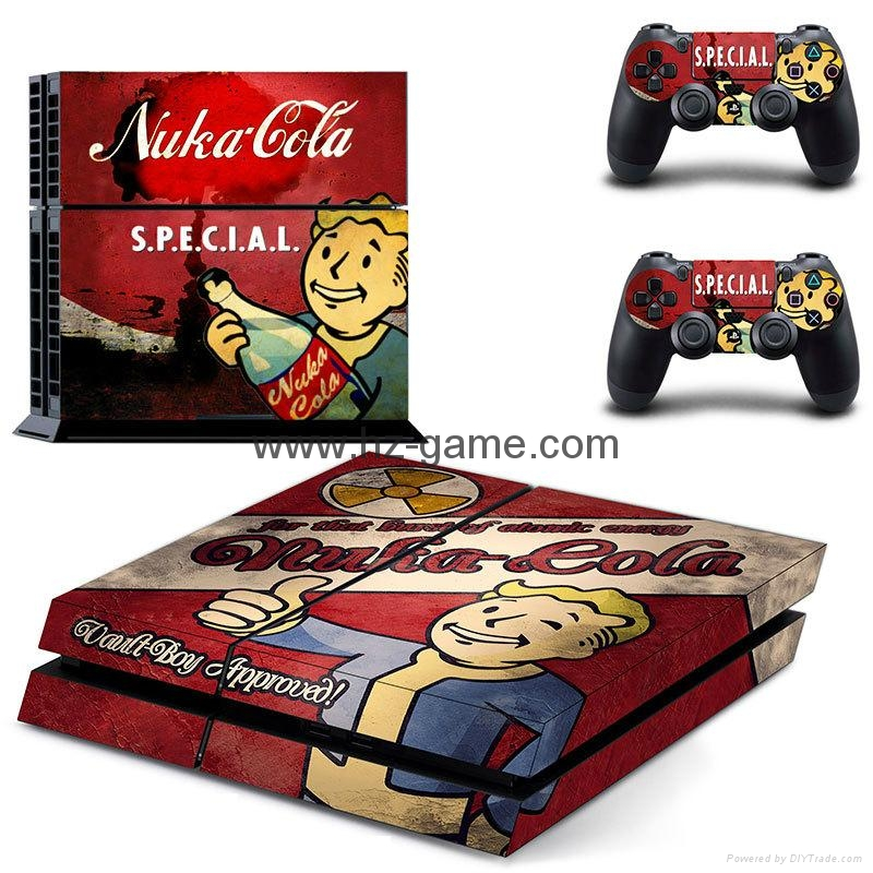 PS4 console Skin Sticker,ps4 Controllers Skins Cover,led light bar sticker 13