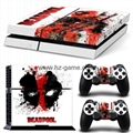 PS4 console Skin Sticker,ps4 Controllers Skins Cover,led light bar sticker 14