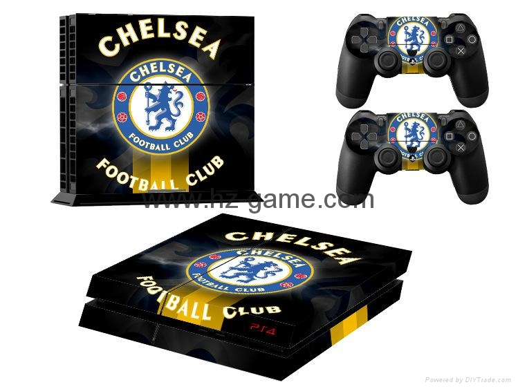 PS4 console Skin Sticker,ps4 Controllers Skins Cover,led light bar sticker 16