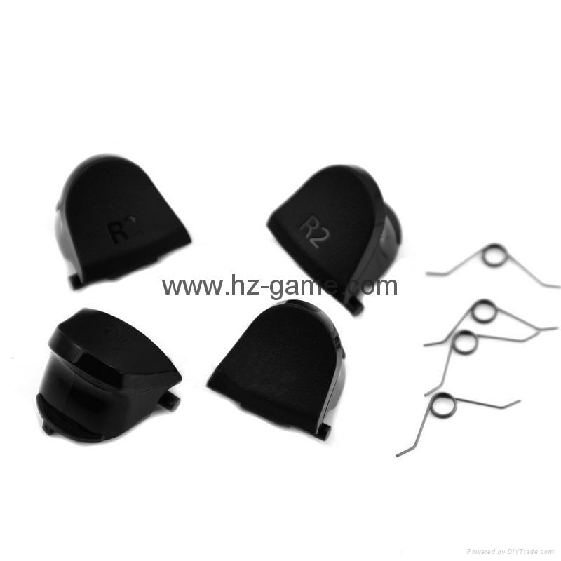 PS4/XBOX ONE手柄通用型金属蘑菇头、蘑菇帽、8色3D摇杆帽现货 15
