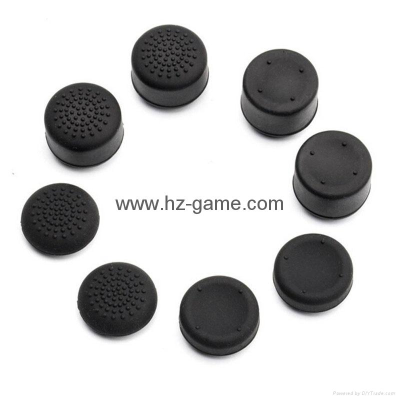 PS4/XBOX ONE手柄通用型金属蘑菇头、蘑菇帽、8色3D摇杆帽现货 3