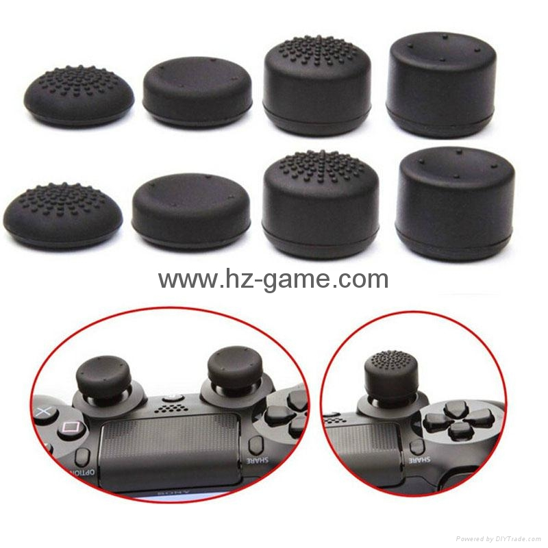 ps4 ps3 xbox360 Silicone Analog Grips Thumb stick handle caps Cover,silicone 5