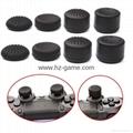 PS4/XBOX ONE手柄通用型金屬蘑菇頭、蘑菇帽、8色3D搖桿帽現貨 5