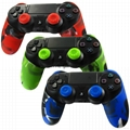 ps4 ps3 xbox360 Silicone Analog Grips Thumb stick handle caps Cover,silicone