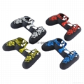 ps4 ps3 xbox360 Silicone Analog Grips Thumb stick handle caps Cover,silicone 2