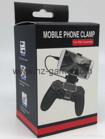 LED Dual USB Charging Cradle Docking StationGaming Controller PS4 Pro Slim 18