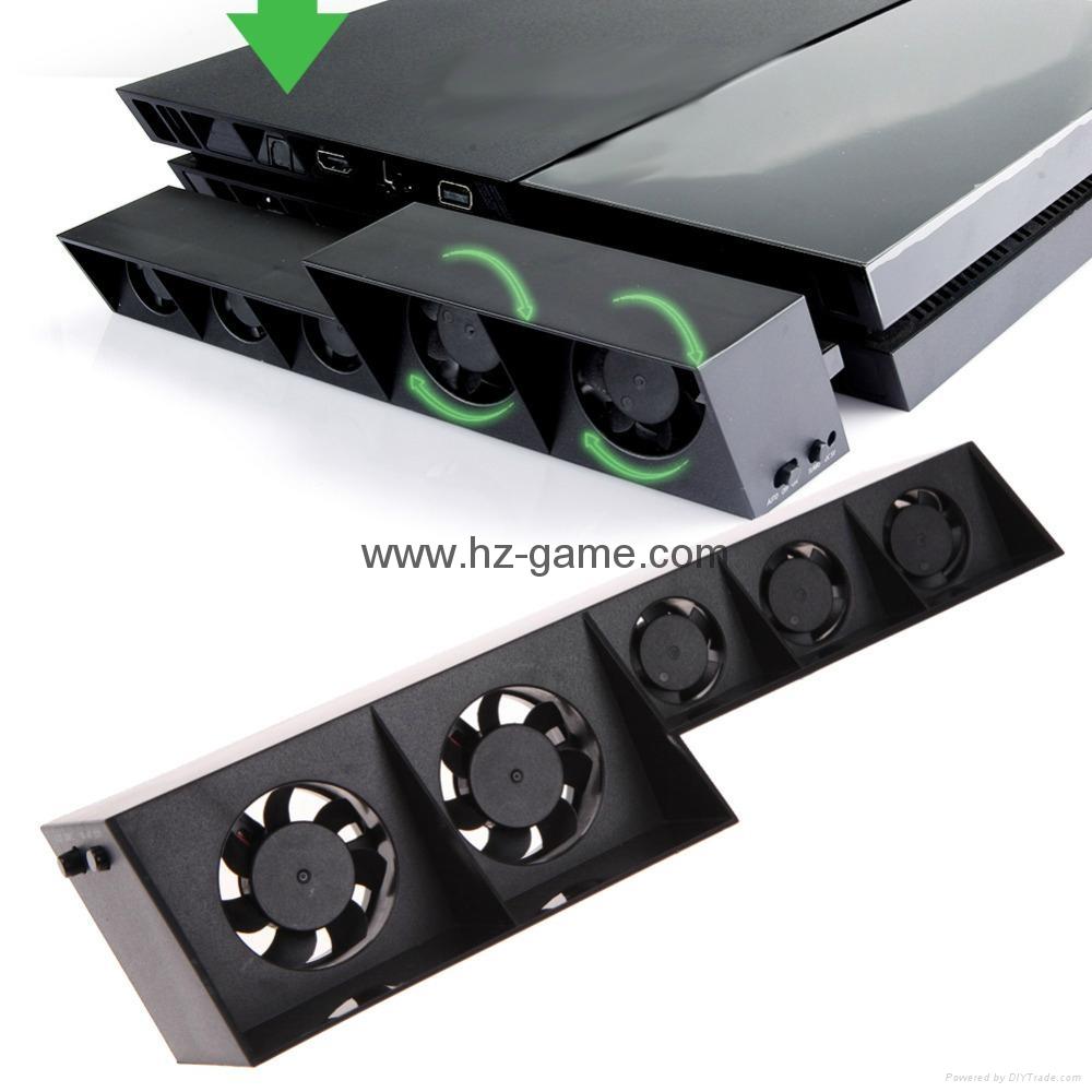 GameMachineCooler FansPS4 handle double cradle, PS4 console bag