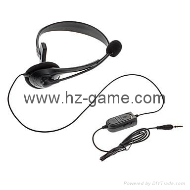 Wired Gaming Headset Earphones Headphones Mic Stereo Supper Bass For