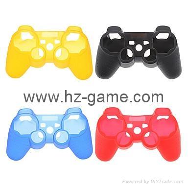 PS3/PS4/XBOX360/ONE游戏手柄摇杆帽磨菇头保护套按键硅胶帽 14