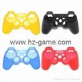 PS3/PS4/XBOX360/ONE遊戲手柄搖桿帽磨菇頭保護套按鍵硅膠帽 14