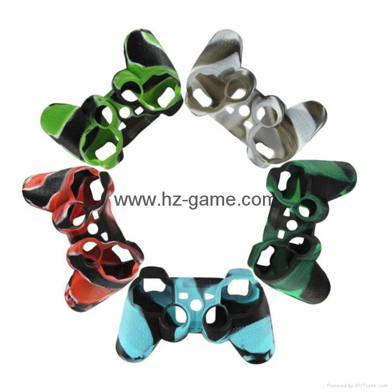 PS3/PS4/XBOX360/ONE游戏手柄摇杆帽磨菇头保护套按键硅胶帽 9