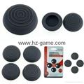 PS3/PS4/XBOX360/ONE遊戲手柄搖桿帽磨菇頭保護套按鍵硅膠帽 2