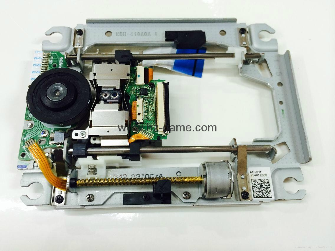 PS3Slim KEM-450AAA,410ADA,410ACA,850A,450A,410A激光頭 全新原裝帶架子 1