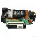 PS3Slim KEM-450AAA,410ADA,410ACA,850A,450A,410A激光頭 全新原裝帶架子 11