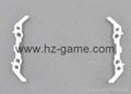 Ps3 4000型硬盘支架 ps3 铁架 硬盘托架PS3全套机壳,PS3手柄壳,PS3维修内配件 9