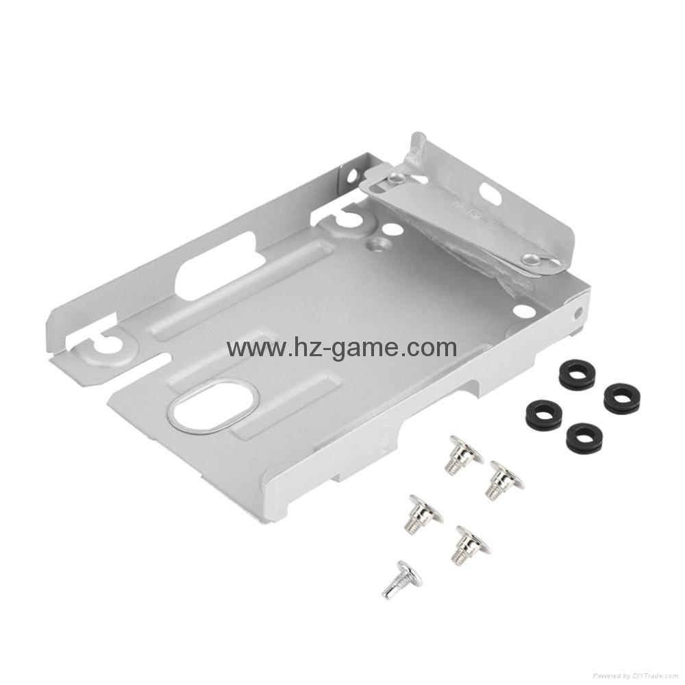 Ps3 4000型硬盘支架 ps3 铁架 硬盘托架PS3全套机壳,PS3手柄壳,PS3维修内配件 2