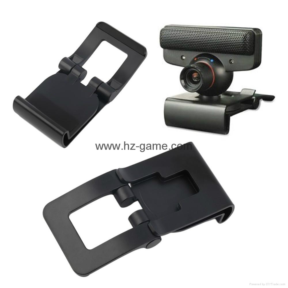 厂直销PS3MOVE固定支架 PS3体感摄像头专用固定支架,PS3 MOVE座充 3