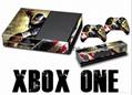 XBOX ONE console Skin Sticker,XBOX ONE