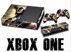 XBOX ONE console Skin Sticker,XBOX ONE Controllers Skins Cover,led sticker