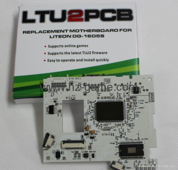 XECUTER LTU2 PCB 主板 LITEON 建興日立DG-16D5S完美版,耳機,電池套裝 5