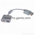 Xbox 360 Controller Battery 4800mAh Rechargeable Battery Pack+Charger Cable 12