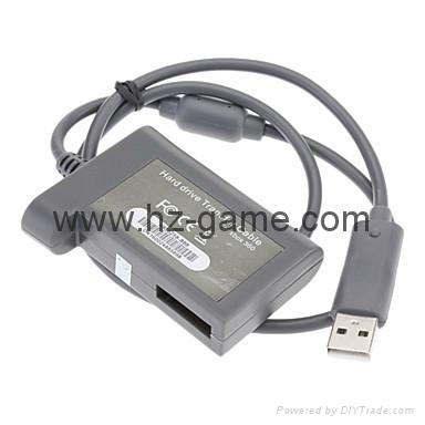 Xbox 360 Controller Battery 4800mAh Rechargeable Battery Pack+Charger Cable 15