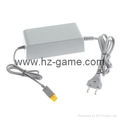 wii u / wii LED light Remote Controller Dual Charging Dock,wii ac adapter 8