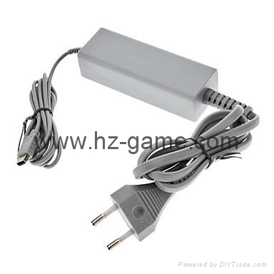 wii u / wii LED light Remote Controller Dual Charging Dock,wii ac adapter 12