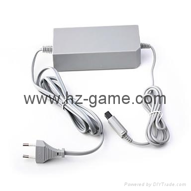 wii u / wii LED light Remote Controller Dual Charging Dock,wii ac adapter 13