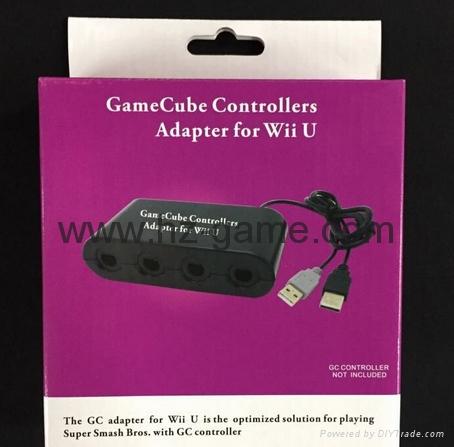 wii u硅膠套,wii u彩貼,WII新款無線感應器接收器(接收條)WII適配器 11