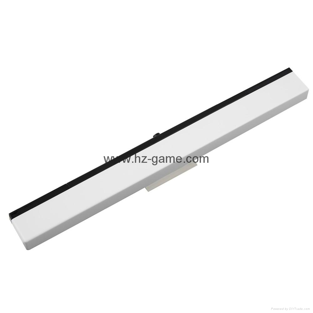 wii /wii u Remote Sensor Bar Infrared Ray Inductor,wii sticker,wii silicone 5